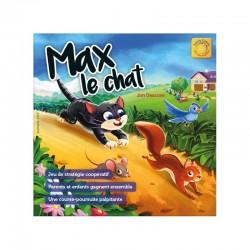 """Jeu coopératif """"Max le chat"""""""