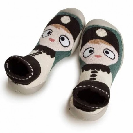 """Chaussons """"Pierrot"""" - Made in France"""