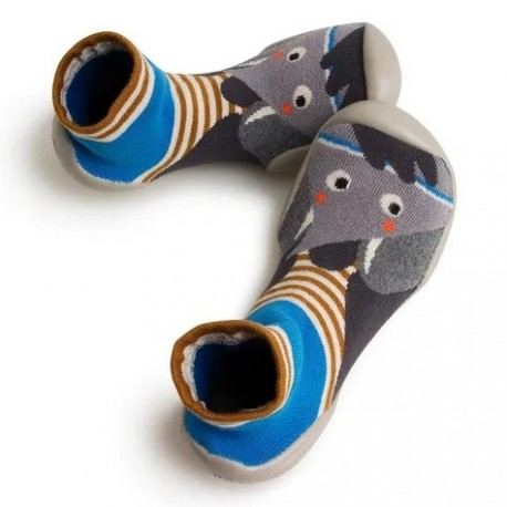 """Chaussons """"Dumbo"""" - Made in France"""