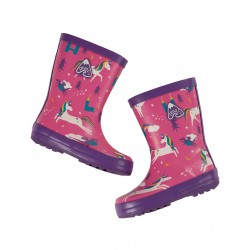 "Bottes de pluie ""Puddle Buster Welly Boots, Unicorn Puddles"""