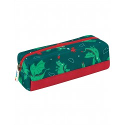 "Plumier ""Crafty Pencil Case, Dragons"" - polyester recyclé"