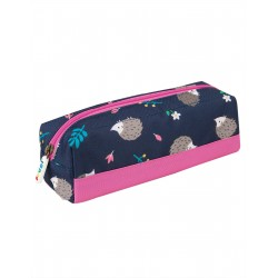 "Plumier ""Crafty Pencil Case, Hedgehogs"" - polyester recyclé"