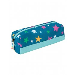 "Plumier ""Crafty Pencil Case, Rainbow Stars"" - polyester recyclé"