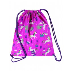 "Sac de sport ""Good To Go Bag, Unicorn Puddles"" - polyester recyclé"