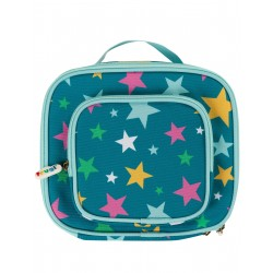 "Lunch Bag ""Pack a Snack Lunch Bag, Rainbow Stars"" - polyester recyclé"