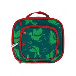 "Lunch Bag ""Pack a Snack Lunch Bag, Dragons"" - polyester recyclé"