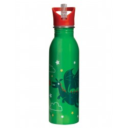 "Gourde ""Large Splish Splash Bottle, Dragon"""