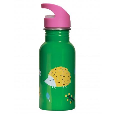 """Gourde """"Splish Splash Steel Bottle, Hedgehogs"""""""