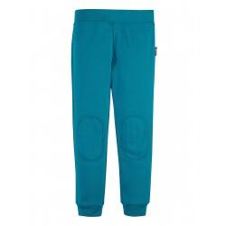 "Pantalon ""Everyday Cuffed Legging, Tobermory Teal"" - coton bio"