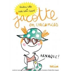 """Livre """"Jacotte en vacances"""""""