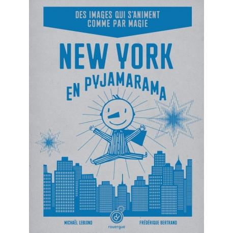 """Livre """"New York en Pyjamarama"""""""