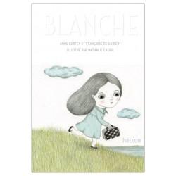 "Livre ""Blanche"""