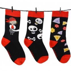 "Chaussettes ""Pirate"""