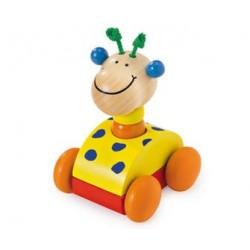 """Hochet """"Zoolini"""" girafe"""