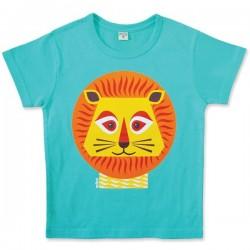 T-shirt MIBO lion - coton biologique