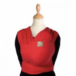 """Écharpe de portage Tricot-Slen """"Rouge"""""""