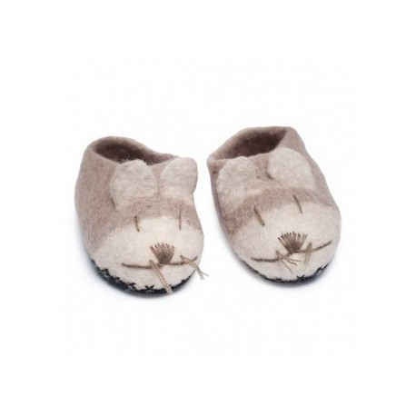 """Chaussons """"Souris"""""""