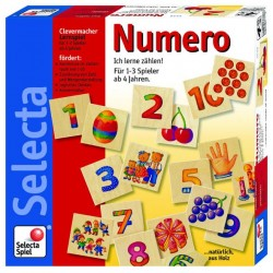"Jeu ""Numero"""