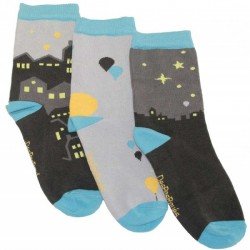 "Chaussettes ""By Night"""