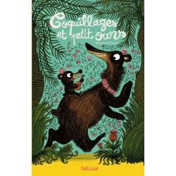 """Livre """"Coquillages et Petit ours"""""""