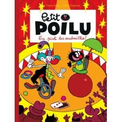 """Boek Petit Poilu """"En piste les andouilles"""" - nummer 14"""