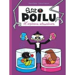 """Boek Petit Poilu """"L'expérience extraordinaire"""" - nummer 15"""