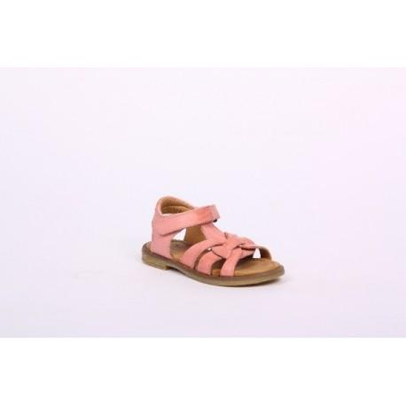 """Chaussures Bisgaard """"Sandaler 2"""" Bubblegum"""