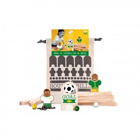 """RouleTaBille Football Cup """"Brésil"""""""