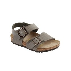 "Chaussures Birkenstock enfant NEW YORK ""Dark Grey"""