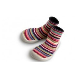 "Chaussons Poppi ""Shima"" - Made in France"