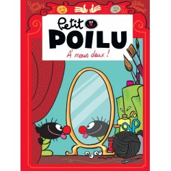 """Livre Petit Poilu """"À nous deux"""" - tome 17"""