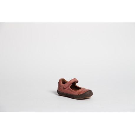 """Chaussures Bisgaard """"Ballerina"""" Nude"""