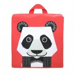 Sac à dos enfant MIBO panda - coton biologique