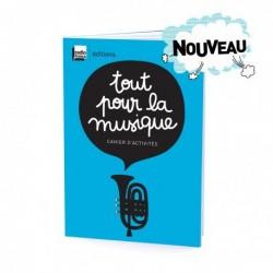 """Livre """"Tout pour la musique"""""""