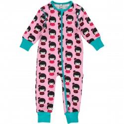 """Pyjama bébé """"Doll"""" - coton bio"""