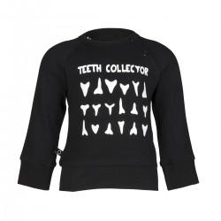"Sweatshirt ""Hilke Jersey Teeth"" - coton bio"