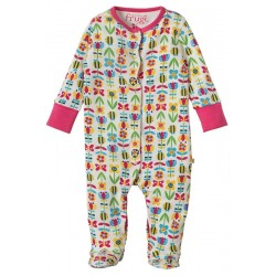 "Pyjama bébé ""Soft Bumble Bloom"" - coton bio"