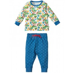 "Pyjama ""Happy Days"" - coton bio"