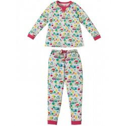 "Pyjama ""Frugi Festival"" - coton bio"