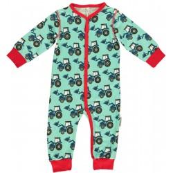 "Pyjama bébé ""Tractor"" - coton bio"