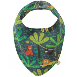 "Foulard ""Jungle Safari"" - coton bio"