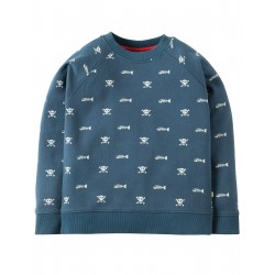 "Sweat ""Cross Bones"" - coton bio"