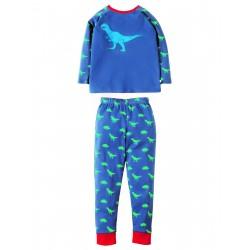 """Pyjama long """"Dino"""" - coton bio"""