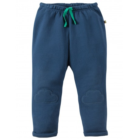 "Pantalon bébé ""Navy"" - coton bio"