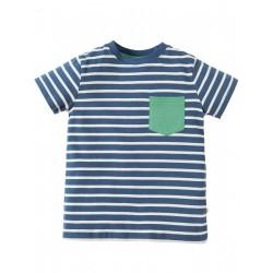 "T-shirt ""Rayures"" - coton bio"