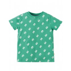 "T-shirt ""Cactus"" - coton bio"