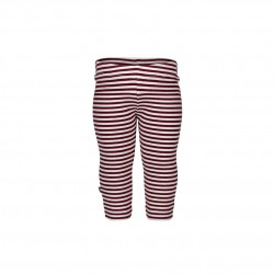 "Legging ""Stripe Red"" - coton bio"