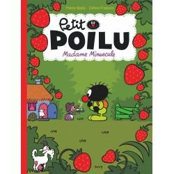 """Livre Petit Poilu """"Madame Minuscule"""" - tome 20"""