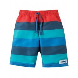 """Maillot """"Swim stripe"""" -coton bio"""