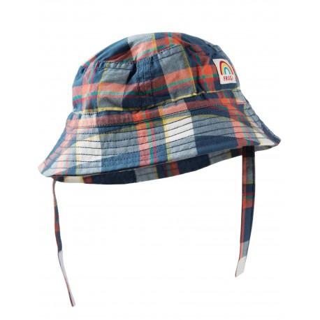 """Chapeau / bob """"Dexter hat"""" avec liens - coton bio"""